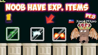 Noob Have Expensive Items !! Pt.8 ( Best Episode ) | GrowTopia