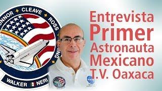 Entrevista Dr. Rodolfo Neri Vela T.V. OAXACA. 2014
