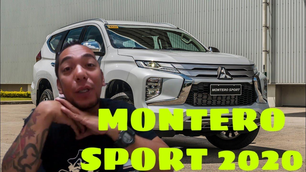 MITSUBISHI MONTERO SPORT 2020 REACTION VIDEO