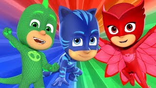 Sing and Dance with the PJ Masks! | PJ Masks Official