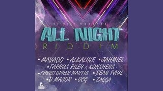Download All Night Riddim Mix ★NOV 2017★ Alkaline,Mavado,SeanPaul,Jahmiel &More (Chimney Records) by djeasy MP3 song and Music Video