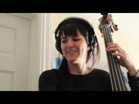 Enter Catherine Popper upon the upright bass! (Soul Coughing songs, reworked)