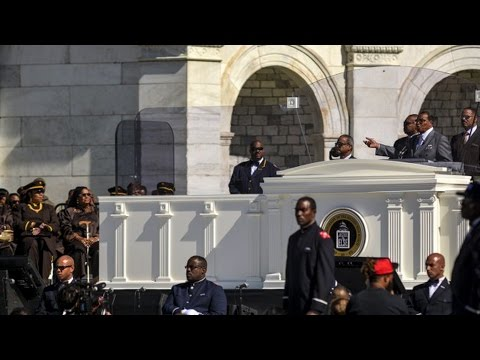"""From Million Man March to Columbus Day: Challenging White Supremacy & """"Doctrine of Discovery"""""""