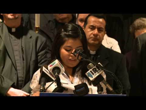 RELIGIOUS LEADERS LAUNCH NEW IMMIGRATION REFORM CAMPAIGN