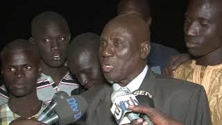 El Hadji Ndiouga Dieng sur le vol de son bétail