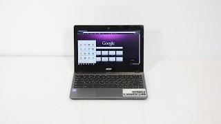 видео ОС для ноутбука и нетбука