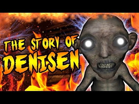 The Story of DENIZENS! MUTANTS KILLED IN HUNTERS CABIN! Black Ops 2 Zombies Storyline