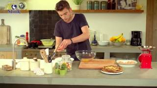 Stork Bake: Filled Pancakes With Orange Sauce Recipe How To