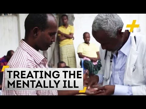 The War Inside: Treating Somalia's Mentally Ill