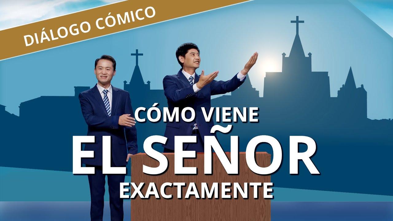 Vídeo cristiano   Cómo viene el Señor exactamente   Diálogo cómico (Español Latino)