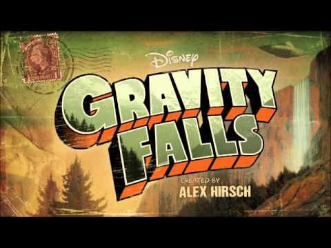 gravity falls opening theme full youtube