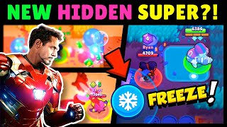 NEW HIDDEN SUPER!? Brawl Stars Myth Busters #2