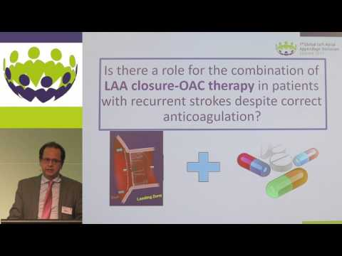 Jaime Masjuan - Where are the patients? At Neurology: patients with ischemic stroke on NOAC