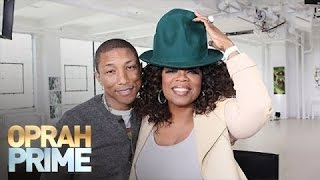 Pharrell Williams Shares His Playlist of Musical Influences | Oprah Prime | Oprah Winfrey Network