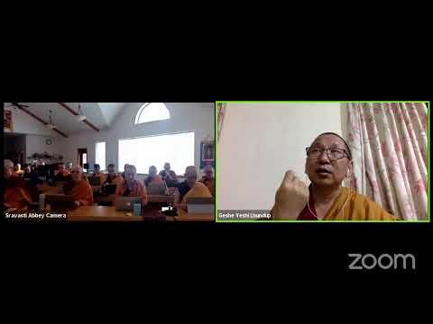 "10 ""Illumination of the Thought"" with Geshe Yeshi Lhundup: Outshining through Intelligence10-28-20"