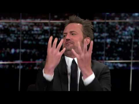 Matthew Perry Talks about His Politics and His Drunken Days ...