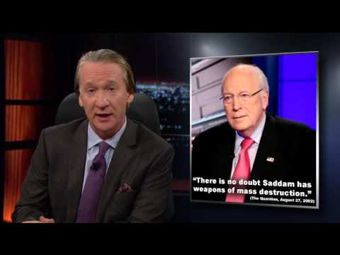 Real Time with Bill Maher: New Rule – The Sunk Cost Fallacy (HBO)