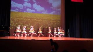 福建中學附屬學校畢業典禮 2010 - 2011 ~ 中國舞
