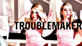 Chanel Oberlin ✰ You´re a troublemaker