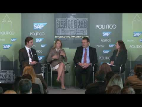 """Upgrading Washington: Government Technology & Innovation in the Next Administration"""