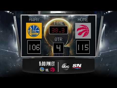 warriors-@-raptors-live-scoreboard---join-the-conversation-and-catch-all-the-action-on-#nbaonabc!