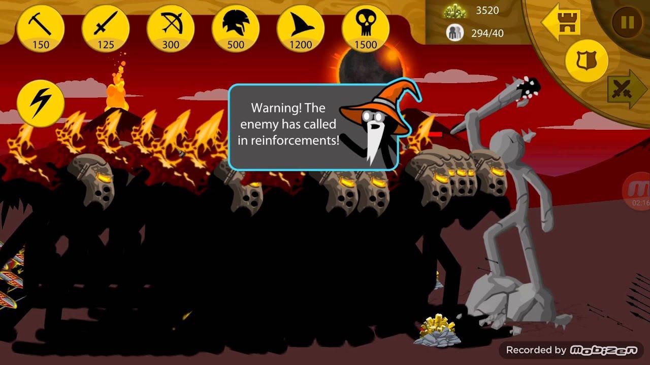 Stick War Legacy   50 Griffon The Greats! (INSANE!)