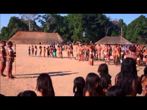Primitive Tribes of the Amazon - Documentary on Brazil's Isolated Tribal People Full Documentary