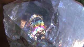 "Simply Amazing 3 1/8"" Long Herkimer Diamond!!!"