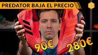 Las BOTAS SIN CORDONES MÁS BARATAS · adidas Predator 19.3