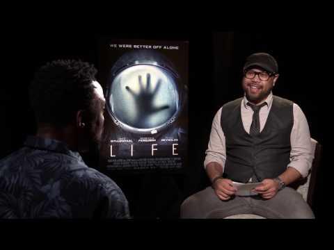 Ariyon Bakare: LIFE clip