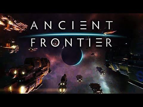Ancient Frontier - Hexagons in Space