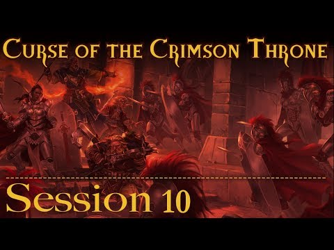 The Curse of the Crimson Throne Episode 10: Mystery Meat