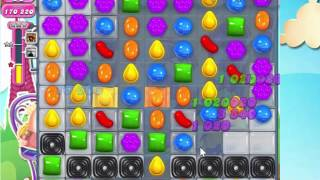 Candy Crush Saga Level 1252 with 12 moves left,  NO BOOSTERS!