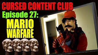 Cursed Content Club #27:  Mario Warfare