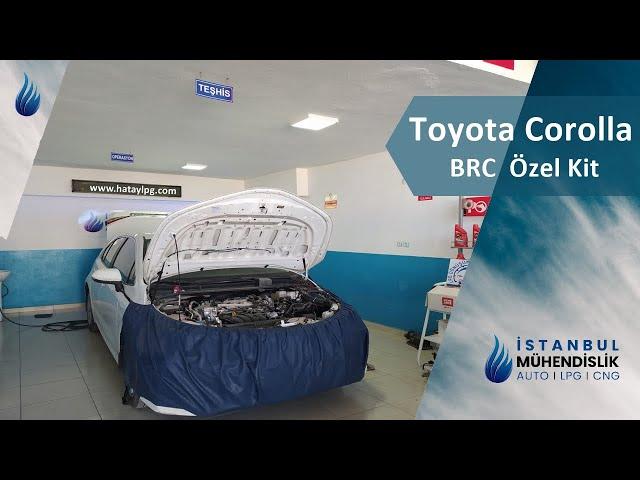 2020 Toyota Corolla 1.6 132 HP LPG Uyumu