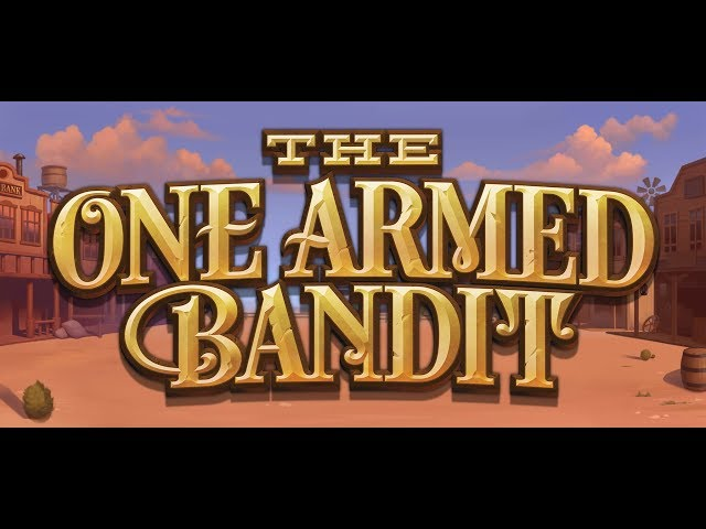 THE ONE ARMED BANDIT (YGGDRASIL) - NEW SLOT