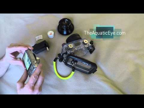 Camera Set-Up Demonstration Part 2: Compact Camera