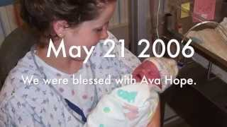 Our Unexpected Blessing - Ava Hope