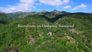 Camping Bonneval en Ardèche