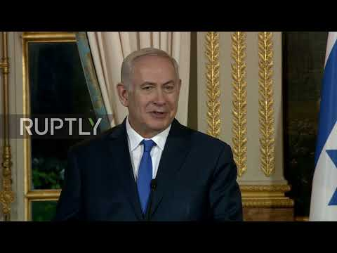 France: Erdogan will not 'lecture us' - Netanyahu responds to Turkish leader