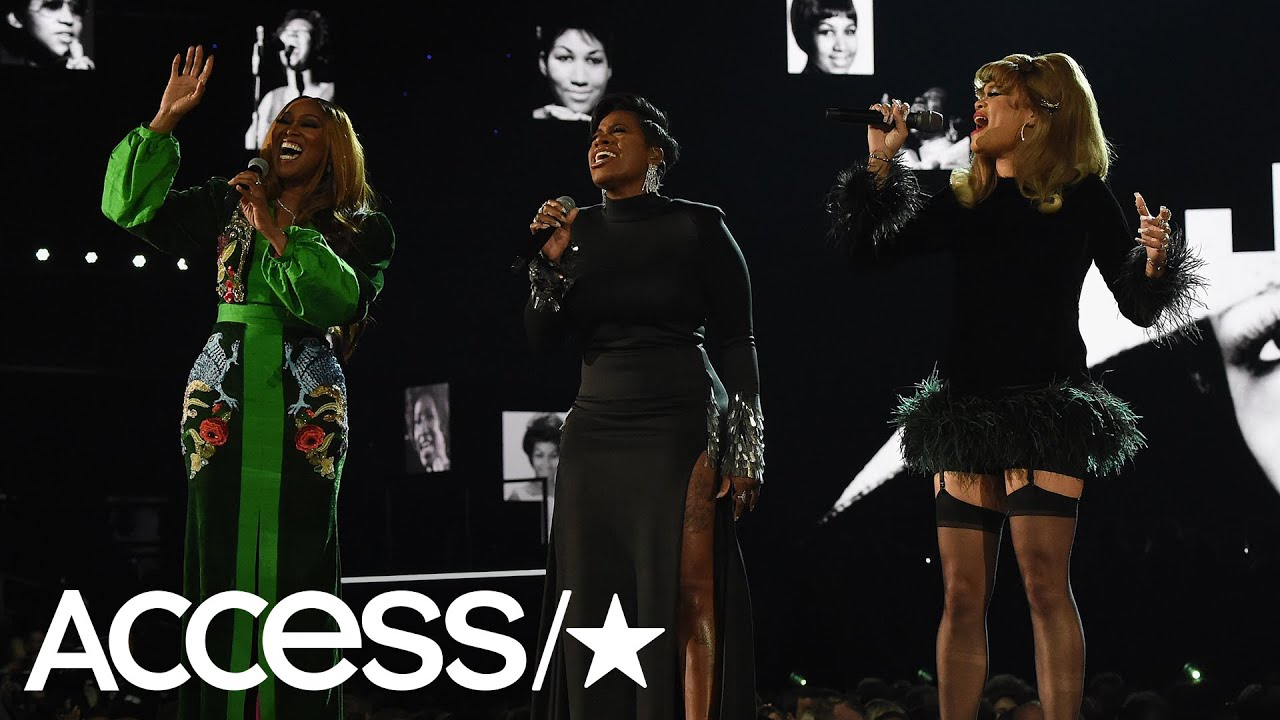 Yolanda Adams, Fantasia & Andra Day Honor Aretha Franklin With Powerhouse Grammys Performance
