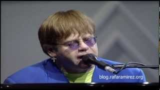 Live like horses. Elton John, Pavarotti & Friends (Live HD)