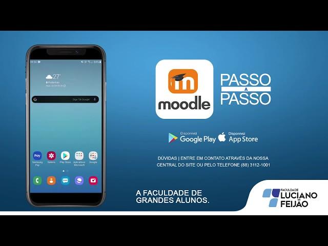 Como instalar o aplicativo Moodle