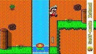 Mario and the Dreaded Island • Super Mario World ROM Hack (SNES/Super Nintendo)