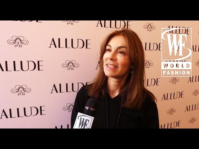 Allude Fall-Winter 15-16 Paris Fashion Week