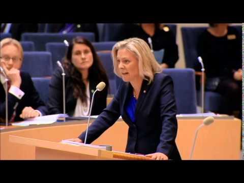 Kris i regeringen efter finansministerns tiggeriutspel