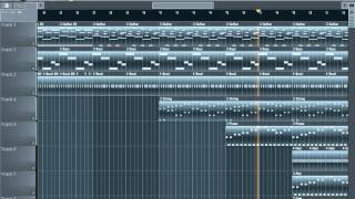Shape of my heart (Sting) Instrumental FL Studio REMIX [FREE FLP/MP3 DOWNLOAD]