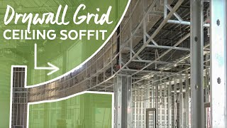Drywall Grid Ceiling Soffit Specification   Armstrong Ceiling Solutions
