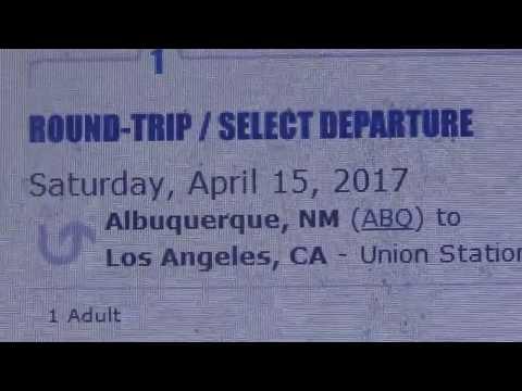 Purchasing Amtrak Tickets