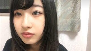 沖 侑果(STU48 ドラフト3期研究生)2018.08.22